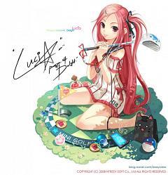 Lucia (Pangya!)
