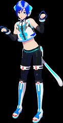 Project DIVA Electronic Kitty
