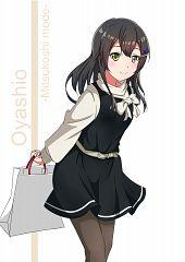 Oyashio (Kantai Collection)