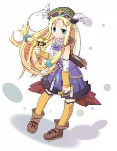 Daria (Rune Factory 3)