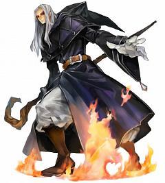 Wizard (Dragon's Crown)