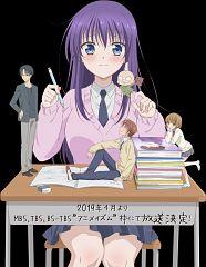 Midara Na Ao Chan Wa Benkyou Ga Dekinai Ao Chan Can T Study Zerochan Anime Image Board