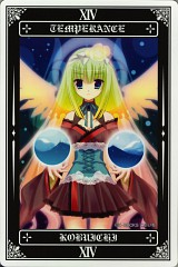 The Temperance (Tarot)