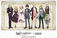 Fate/Grand Order: Solomon