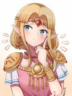 Zelda (Kamigami no Triforce 2)