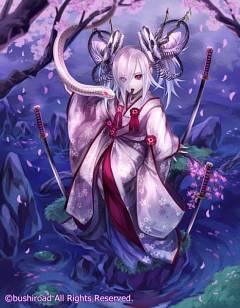 Snake Princess Setsuna