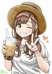 Suzuki Aina (Character)