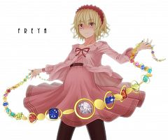 Freyja (To Aru Majutsu no Index)