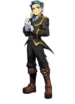 Jota (azure Striker Gunvolt)