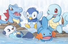 Starter Pokémon