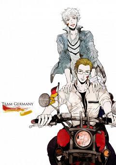 Germanic Countries
