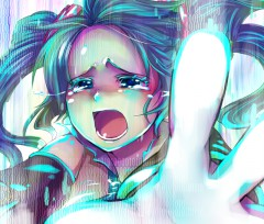 The Disappearance of Hatsune Miku