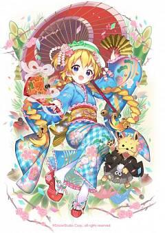 Dorothy (Gyakushuu No Fantasica)