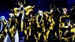 Gold Saints -the Lost Canvas