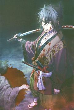 Okita Souji (Hakuouki)