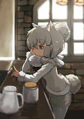 Suri Alpaca (Kemono Friends)