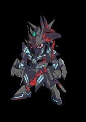 Sasuke Delta Gundam