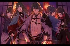 Shinsengumi Swords