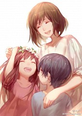 The Wolf Children Ame And Yuki