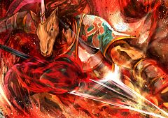Rider (Red Hare)