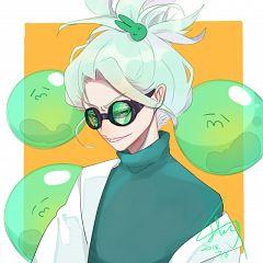 Dr. Wasabi Cookie