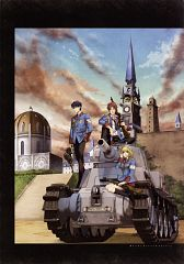 Valkyria Chronicles 2