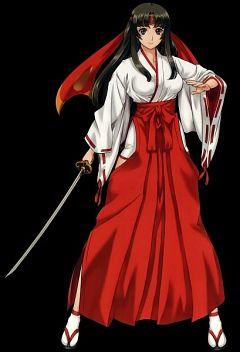 Tomoe (Queen's Blade)