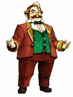 Mayor Gale