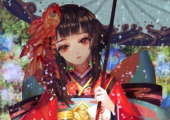 Kagura (Onmyouji)