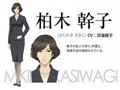 Kashiwagi Mikiko