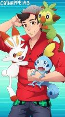 Male Protagonist (Pokémon Sword & Shield)
