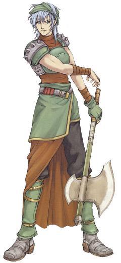 Echidna (fire Emblem)