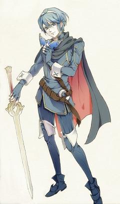 Marth (Fire Emblem)