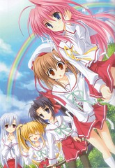 Gift ~rainbow-colored Stories~