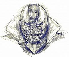 bane (batman) - zerochan anime image board