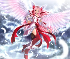 Cure Angel (Passion)