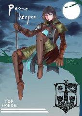 Peacekeeper (For Honor)