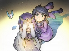 A Link Between Worlds