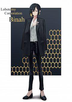 Binah (Lobotomy Corporation)