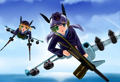 Strike Witches 1991