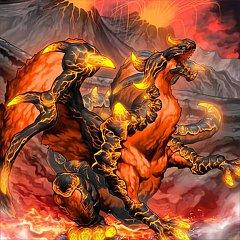 Blaster Dragon Ruler of Infernos
