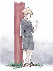 Shidou Maki (Toji no Miko)