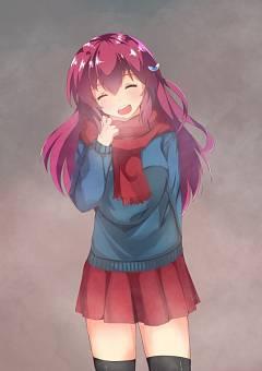 Karasuma Chitose (Girlish Number)