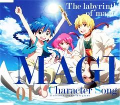 MAGI: The Labyrinth of Magic