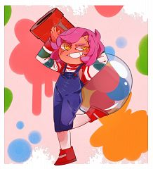 Gumball Cookie
