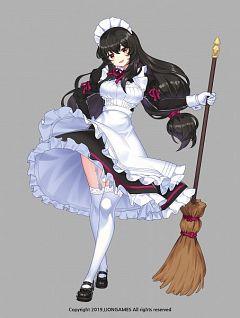 Iris Yuma (Soul Worker)