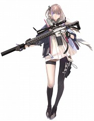 AR-15 (Girls Frontline)