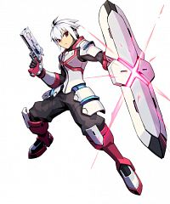Copen (azure Striker Gunvolt)