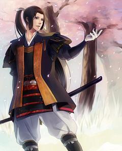 Akechi Mitsuhide (Sengoku Taisen)