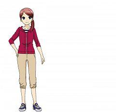 Akiko (Miss Monochrome)